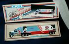 Ertl Racing Transporters Past and Present Richard Petty STP 1/64 New In Box