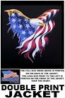 UNITED STATES AMERICA VETERAN AMERICAN PRIDE EAGLE FLAG PATRIOTIC USA JACKET 40