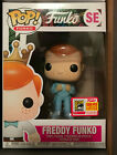 Funko POP Freddy Funko Fundays 2018 Dumb and Dumber Blue Suit Exclusive 1/5000