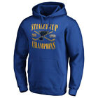 St. Louis Blues 2019 Stanley Cup Final Champions Hand Pass Hoodie - Royal $31.99 USD on eBay
