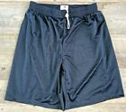 NEW Badger Men's Activewear Mesh Shorts    Navy   S to 4XL