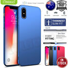 Phone X PC Case Hybrid Shockproof Hard Slim Glossy Back Skins for Phone 7 8 Plus