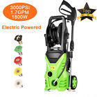 3600PSI 2.8GPM Gasoline / Electric High Pressure Washer Cold Water Cleaner Kit
