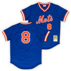 Gary Carter 1986 New York Mets Authentic Mesh BP Jersey by Mitchell on Ebay