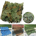 Camouflage Net Camping Military Training Woodland Cover Polyester Automobile