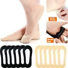4 8 12 Pairs Women's Ultra Low Cut Invisible Socks Flat Boat Loafer Non Slip