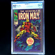 💥 IRON MAN #1 🔥4.0 OW/W CBCS🔥 Marvel (1968) 1st Origin, Avengers, Like CGC 💥