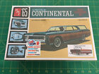 65 LINCOLN CONTINENTAL CV / STATION WAGN 3n1 1965 F/S Plastic Model hedders20oo