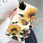 Iphone 11 Pro Max 8 Plus 7 6 XS XR Shockproof Flower Cute Girls Phone Case Cover