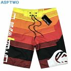 Mens Summer Beach Board Shorts Surf Sport Swim Wear Trunks Pants Swimsuit 30-38 <br/> ✅ Upgraded Quick Dry   ✅ Magic Poster FLY  ✅Free Return