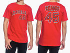 Tyler Skaggs - Los Angeles Angels of Anaheim - MLB #45 Jersey Mens Graphic T on Ebay