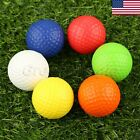 20x PU Golf Balls Elastic Training Soft Foam Balls for Sports Training US Stock