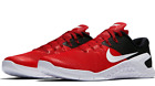 Nike Metcon 4 Cross Trainer Training Shoes Red Black White AH7453-600 Mens US 18