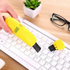 Mini Computer Vacuum USB Keyboard Cleaner Kit For PC Laptop Brush Dust Cleaning
