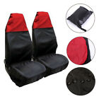 2x Universal Waterproof Front Seat Covers Protector Nylon Material for Car Van $19.82 CAD on eBay