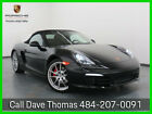 2016 Porsche Boxster S 2016 S Used Certified 3.4L H6 24V Manual RWD Convertible Premium Bose