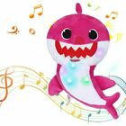 2019 Baby Shark Plush Singing Plush Toys Music Song Doll English Song Toy Gifts