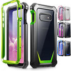 Samsung Galaxy S10e Case,Poetic [Guardian] Built-in-Screen Protector Cover