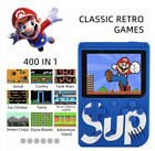 NEW 2019 SUP Built-in 400 Classic Games Mini TV Handheld Game Box Console Retro