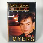 Saturday Night Live: The Best of Mike Myers, Good DVD, Chris Evert, Danny DeVito