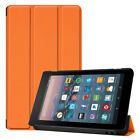 For Amazon Kindle Fire HD 10 8 7 2019 9th Gen Tablet Flip Leather Smart 360 Case
