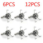 100g Paw Points 4mm Screw Pro Judo Arrow head Broadheads for hunting tip T2