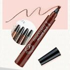 SUAKE Eyebrow Pencil 4 Head Eyebrow Pencil Tattoo Color Pen Liquid Hot