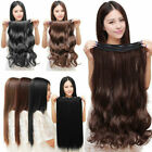 Natural Lady 34 Full Head Clip In Hair Extensions Wavy Curly Straight Hair S2G9 for sale  Shipping to South Africa