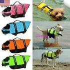 Kyпить USA Dog Life Jacket Swimming Float Vest Adjustable Reflective  Buoyancy Aid Pet на еВаy.соm
