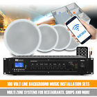 Ceiling Speaker Sound System Installation 100V Line Restaurant Shop Pub Music PA