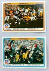 1982 Fleer Team Action Football Card Pick one $1.0 USD on eBay