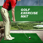 Professional Golf Putting Simulation System Indoor Green Practice Mat With Tee