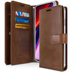 For Samsung Galaxy Note10,10+Plus Dual Shockproof Flip Wallet leather Case Cover