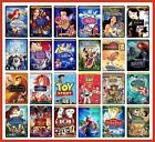 Disney Pixar DVD Movies Lot -