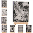Background Silicone Clear Stamp Transparent Rubber Stamps DIY Scrapbooking Craft