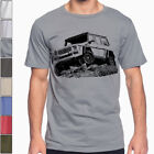 Classic Mercedes G Class SUV Off Road SOFT Cotton T-Shirt Multi Colors & Sizes image