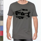 1970 MUSTANG Mach 1 Soft T-Shirt Classic Muscle Car Multiple Colors & Sizes image