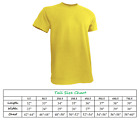 Mens Big and Tall Shirts (Short Sleeve Round Neck) - M to 5XL