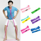 Elastic Workout Resistance Bands Loop CrossFit Fitness Yoga Body Exercise Band  image