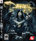 The Darkness (Sony PlayStation 3, 2007) Disc Only FPS Starbreeze 2K