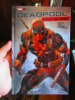 Deadpool Bad Blood Trade hardcover Rob Liefeld limited edition signed