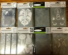 NEW Darice Embossing Folder Universal Folders MANY TO CHOOSE FROM S4