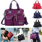 Women Lady Waterproof Nylon Shoulder Messenger Bag Large Capacity Crossbody Bags image