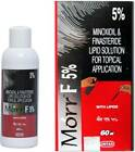 Morr-F 5% Minox Hair Regrowth Fin.0.1% DHT Blocker Hair loss Treat From USA