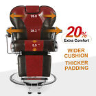 Hydraulic Recline Super Width Barber Chair Heavy Duty Salon Styling Equipment