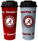 NCAA 16oz Travel Tumbler Coffee Mug Home and Away Set image