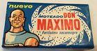 1 (one) Large 225 G Vintage NUEVO Don Maximo laundry bar soap New Old Stock