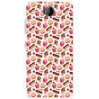 Chocolate Cakes Eclairs Sweets & Treats Hard Case Phone Cover for Nokia Phones