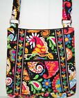 Vera Bradley Large Hipster Cross body In Assorted Patterns
