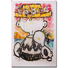 "Canvas Printed Oil Painting TOM EVERHART ""MON AMI"" Edition Poster Multi Sizes"